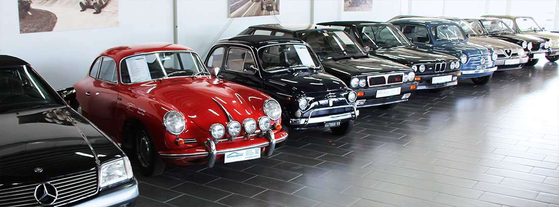 Indoor-Aufnahme | Sportscars4you GmbH